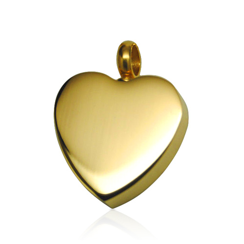 Classic Heart- Gold Colour - SKU:777g